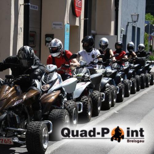29 statt 59 € - Quad Tour durch den Schwarzwald bei Freiburg Deals