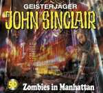 John Sinclair Zombies in Manhattan - CD+DVD, Limited Edition