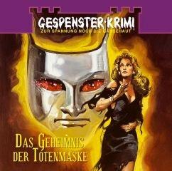 Gespensterkrimi - Das Geheimnis der Totenmaske (Hörspiel-CD)