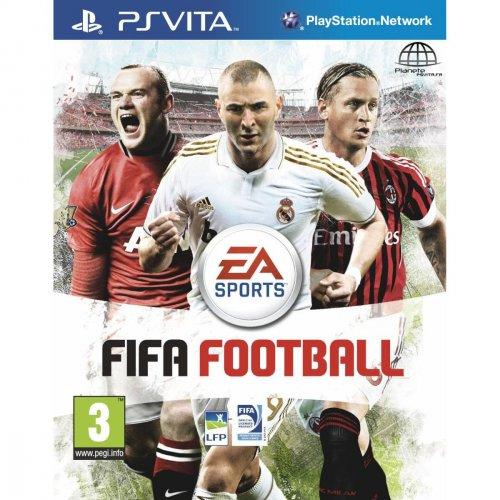Fifa Football Sony PSVita Code 5,55