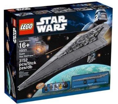 [Amazon.fr] Lego 10221 Sternzerstörer 305€