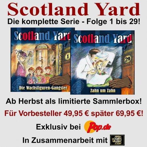 Scotland Yard Hörspiel CD