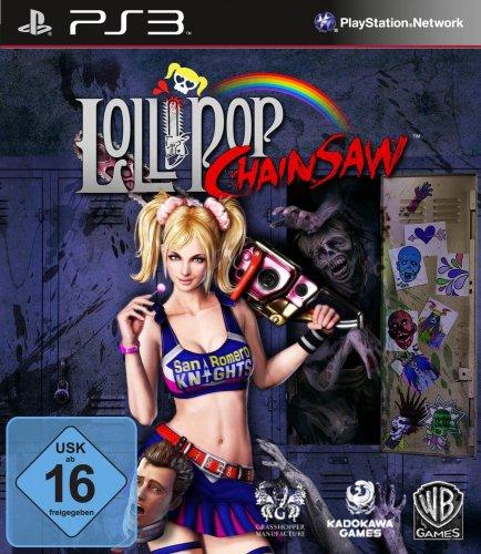 Lollipop Chainsaw (PS3) für 9,99€ (Prime) sonst 12,99€