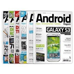 gamescom: Android Magazin Jahresabo für 14,90