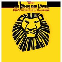 STAGE König der Löwen, Hamburg | Aktionspreis ab 100€ für 2 Tickets (PK abhängig teurer)