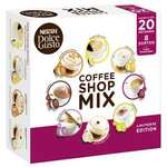 Dolce Gusto Coffee Shop Mix bei www.about-tea.de für 3,95 Euro