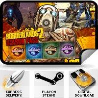 Black Friday: Sale auf G2Play.net, u.a. Borderlands 2 Season Pass für 9,99€