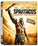 Spartacus - Gods of the Arena Uncut Steelbook (Blu-ray) für 24,49€