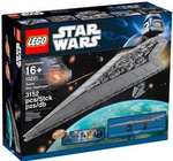 [Galeria.de] Lego 10221 Super Sternenzerstörer € 303,74 (-Qipu - Payback € 277,74)