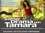 """KOSTENLOSE Kinokarten für """"Immer Drama um Tamara - Exklusive Vorpremerie am 15.12. in Hamburg, München & Köln"""