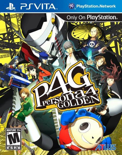 Persona 4 Golden (US/KA Version) PS Vita // Edit: abgelaufen. Jetzt für ~ 19,00 Euro verfügbar