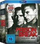 [BMV-Medien] Prison Break - Complete Box (inkl. The Final Break) (Blu-ray Disc) für 42,98€ inc. Versand
