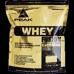 Peak Whey Fusion 12 % unter Idealo als 1 kg und 2,26 kg
