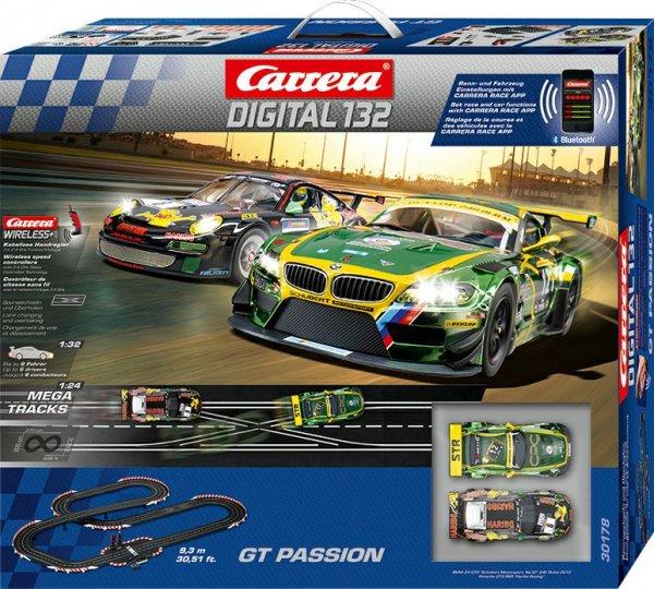 Carrera Digital 132 GT Passion Set