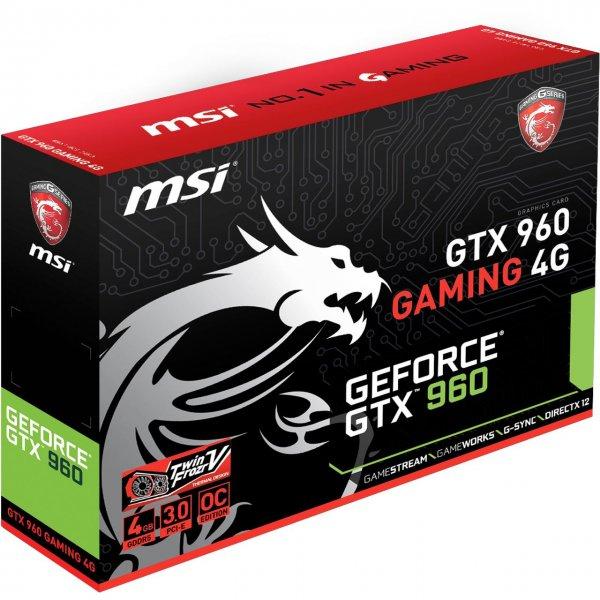 MSI GTX 960 Gaming 4GB