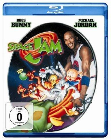 """[Amazon Prime] """"Space Jam"""" mit Michael Jordan und Bill Murray (Bluray) für 5€"""