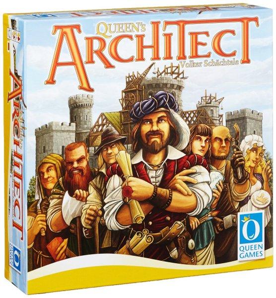 [PRIME] Brettspiel: Queen's Architect unter 20€