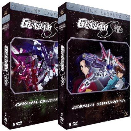 [Amazon.fr] Gundam, Gurren Lagann, Eureka Seven und weitere (manchmal auch mit Deutschem Ton)