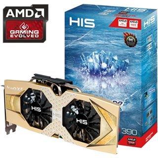 [Mindfactory Mindstar] 8192MB HIS Radeon R9 390 IceQ X2 OC (+ Hitman für den PC) 299€