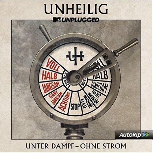 "[Amazon Prime] [Vinyl] Unheilig - MTV Unplugged ""Unter Dampf ohne Strom"" Limited 3LP inkl. AutoRip"