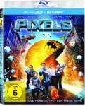 [Amazon-Prime] Pixels (3D Version (2 Disc) ) [3D Blu-ray]