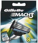 Gillette Mach 3 Handstück inkl 8 Klingen Eenter Herkules Bundesweit !!!
