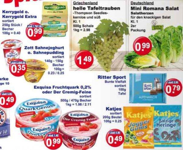 [Lokal K&K Märkte] 200 g Beutel Katjes für 0,49 € und 250 g Kerrygold für 0,99 €