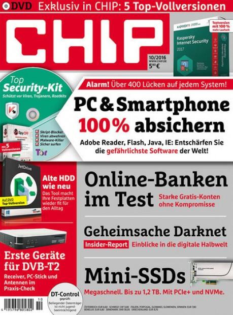 (deutschlandcard.de) Chip mit DVD im Halbjahresabo für 999 Punkte. Selbstkündigend