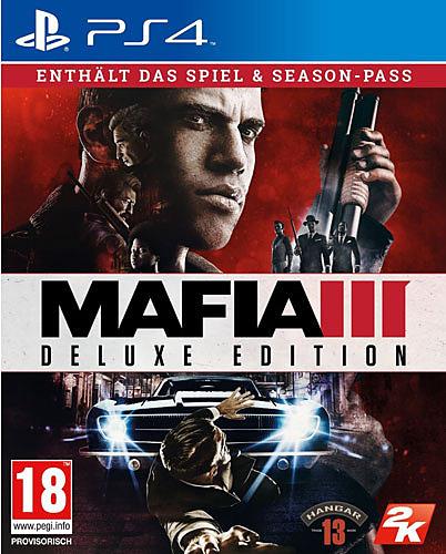 [PS4] Mafia 3 Deluxe Edition @Gameware