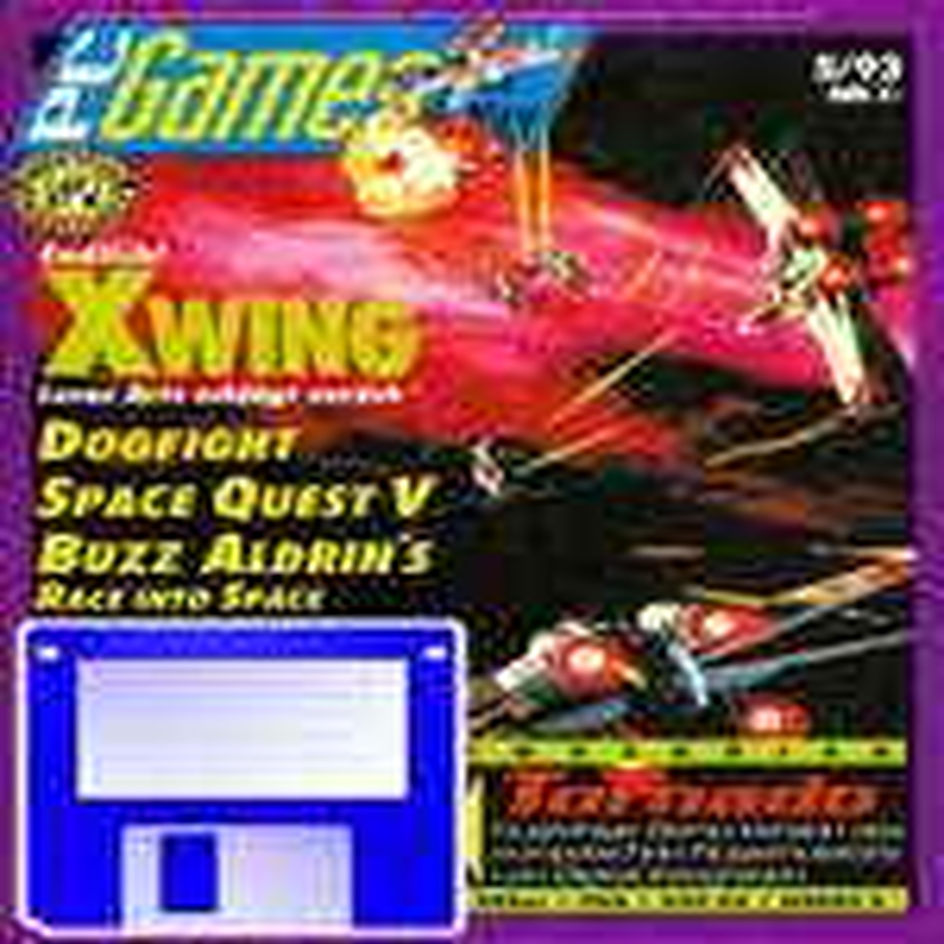 [Retro] PC Games Hefte 10/92 bis 4/93 online lesen