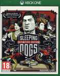 Sleeping Dogs Definitive Edition (Xbox One / AT-PEGI) bei gameware.at