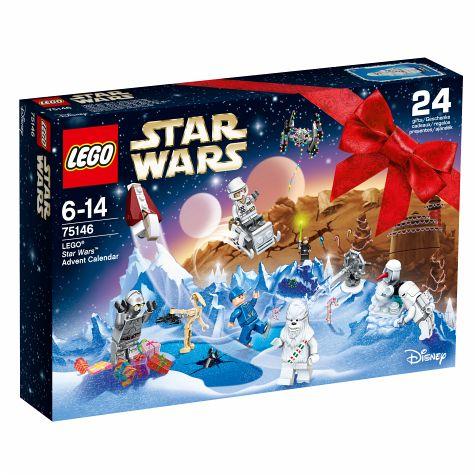 [buecher.de] Lego Star Wars Adventskalender 2016 (75146) PVG: 28,94€