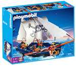Playmobil Piratenschiff (5810) - 34,99€, VSK-frei @intertoys.de