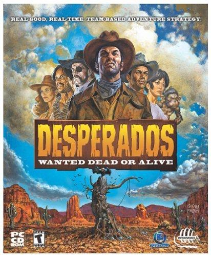 [amazon.com] Desperados - Wanted Dead or Alive 1,12€ (Steam)