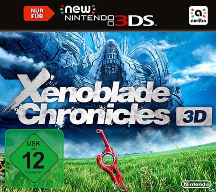 Xenoblade Chronicles 3DS @ Saturn für 10€