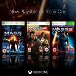 [EA Access] Mass Effect Trilogie für Xbox One im Vault