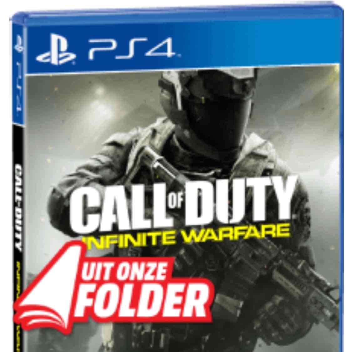 (lokal Holland) Mediamarkt.nl Call of Duty Infinite Warfare PS4