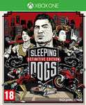 [gameware] Sleeping Dogs Definitive Special Edition (Xbox One) 12,99€