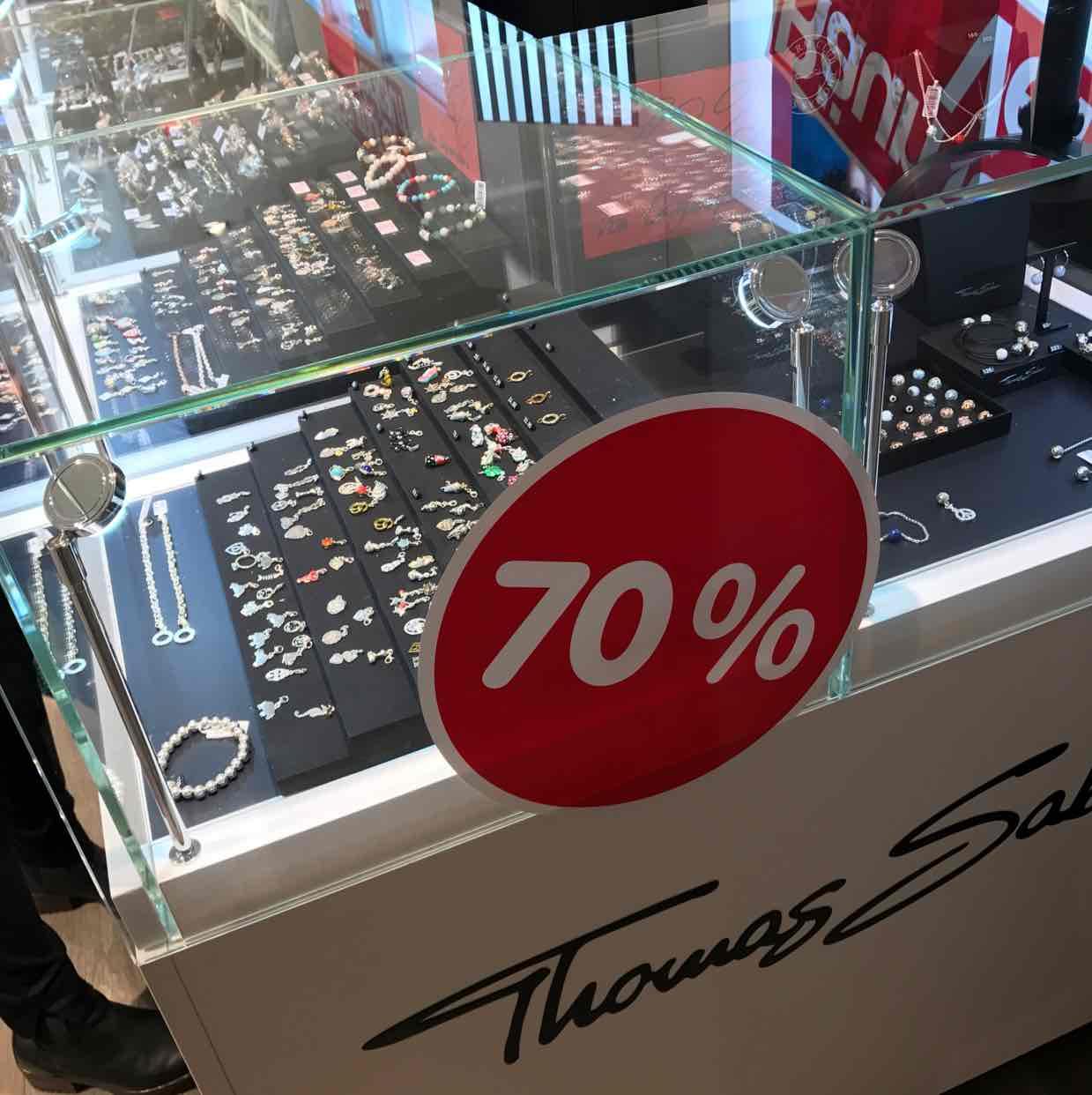 [ Lokal Herold Center Norderstedt ] Thomas Sabo Store 70% auf alles !