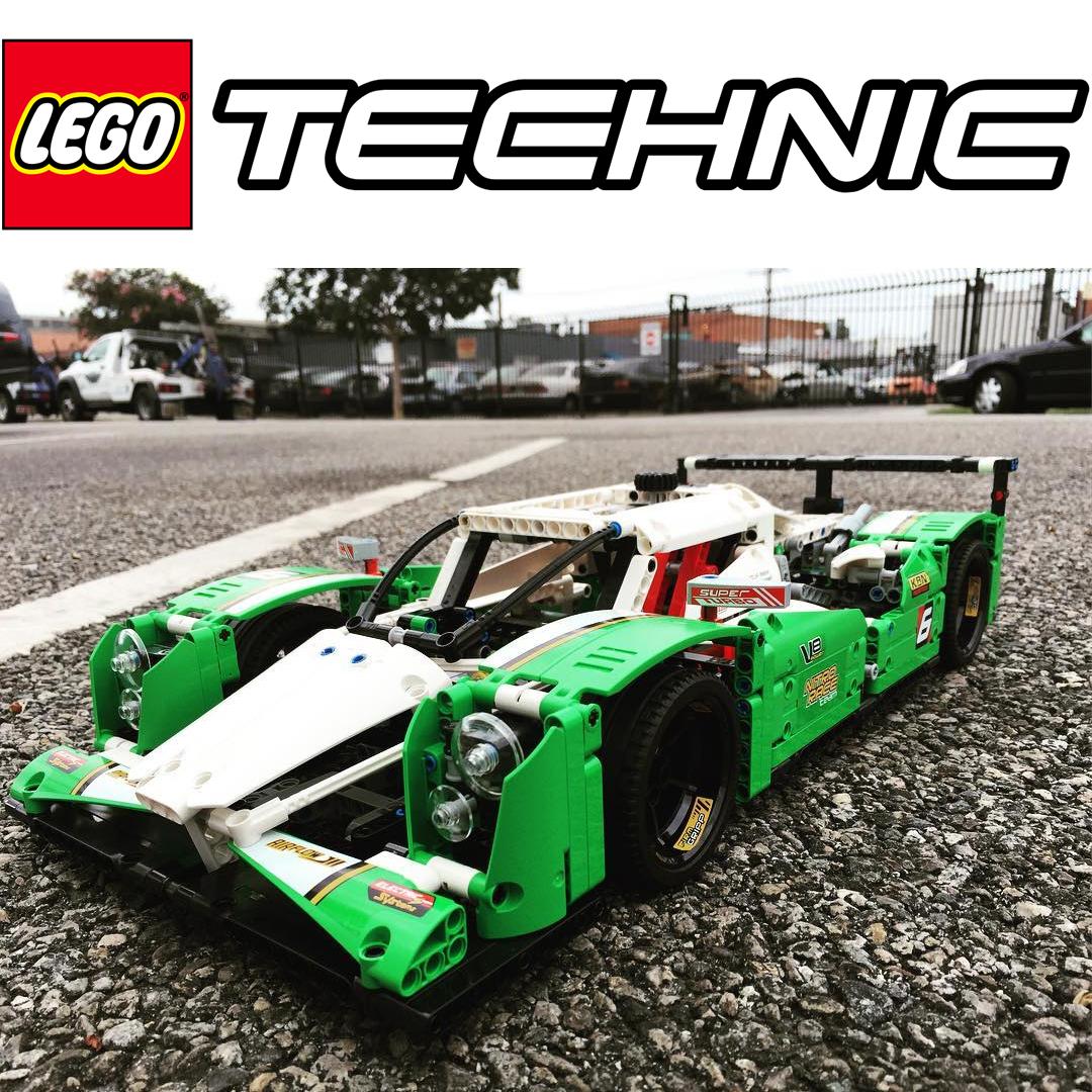 LEGO Technic Langstrecken-Rennwagen 42039