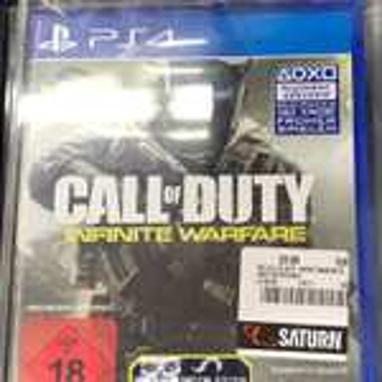 Call of Duty - Infinite Warfare (PS 4) für 29,99 EUR (Saturn Wiesbaden Lilien-Carré)