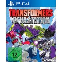 PS4 Games für 5,- € (Transformers Devastation)