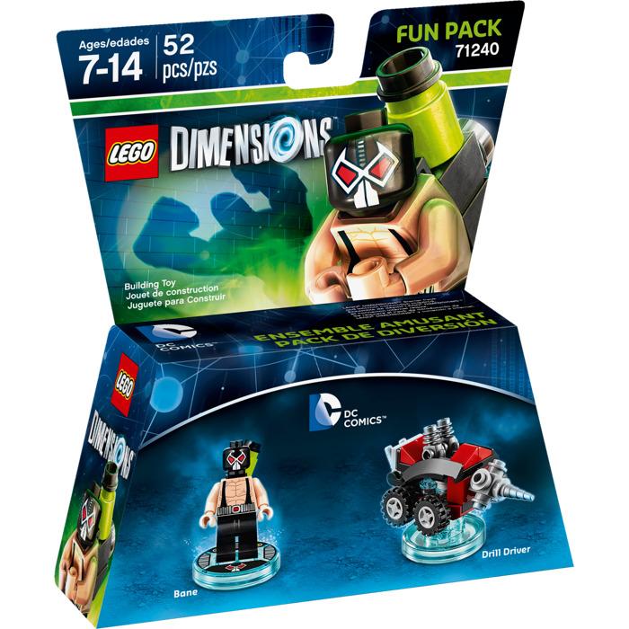 Sehr gute Lego-Preise lokal bei [Saturn Berlin Alex] z. B. Lego Dimensions 71240 Bane Fun Pack für 5€ (weitere im Deal)