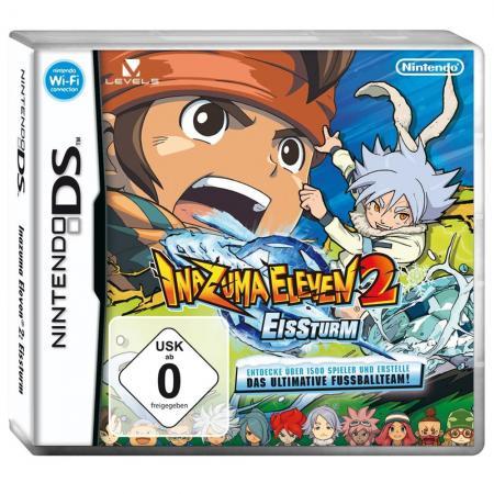 Nintendo DS Inazuma Eleven 2 Eissturm