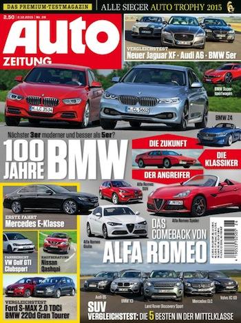 1 Jahr Auto Zeitung lesen 75€ per Bankeinzug zahlen, 65€ per Überweisung zurück erhalten -> 10€ für 26 Zeitschriften