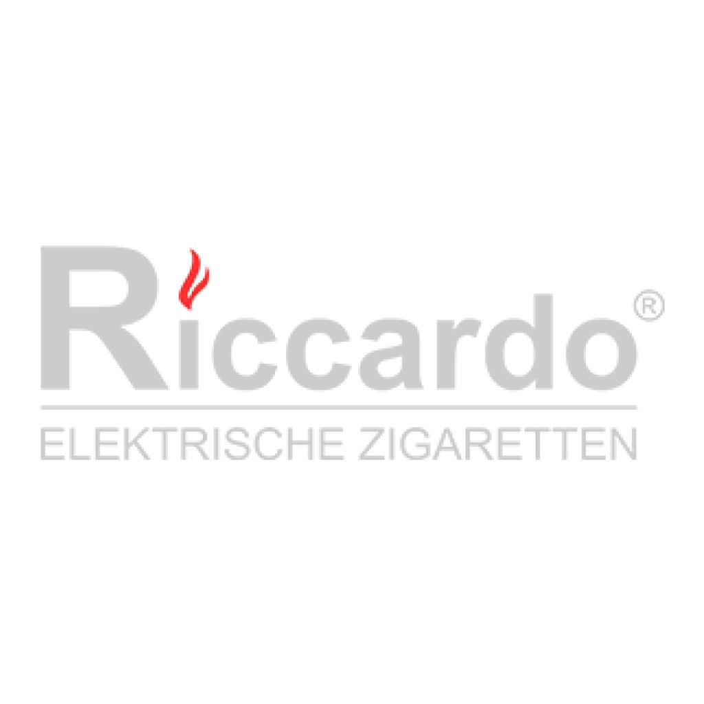 Riccardo mit 20% auf Liquids und Aromen