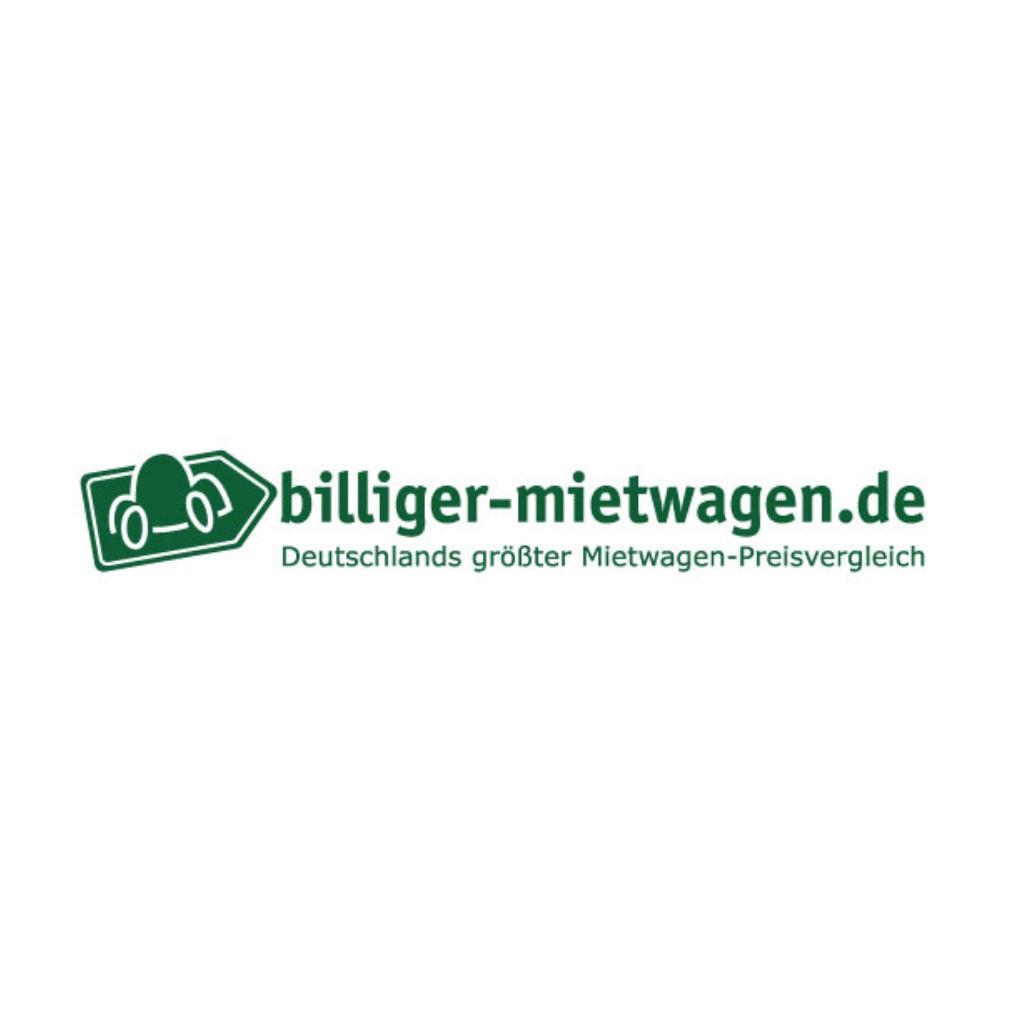 billiger-mietwagen.de: Anmeldung zum Newsletter: 10% Code für Gutschrift nach Mietende