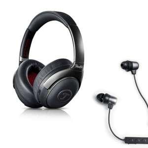 Teufel: einen MUTE BT Over-Ear-Kopfhörer kaufen + MOVE BT In-Ear-Kopfhörer gratis dazu // In-Ear Kopfhörer und Noise Cancelling Kopfhörer