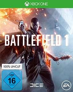 Battlefield 1 (Xbox One & PS4) für je 29,99€ (Amazon)