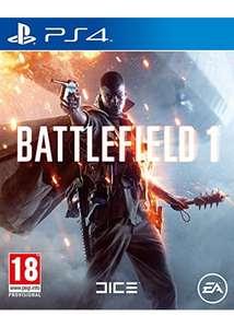 Battlefield 1 (PS4 & Xbox One) für je 24,10€ (Base.com)
